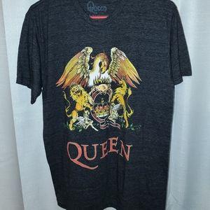 Queen WE WILL ROCK YOU Concert Graphic Tshirt M